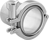 Sights for Quick-Clamp Sanitary Tube Fittings