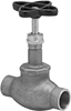 Flow-Adjustment Valves with Solder-Connect Fittings