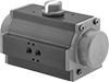 Universal Air Actuators for Flow-Control Valves