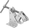 Bench-Mount No-Twist C-Clamps
