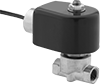 Solenoid On/Off Valves for Cryogenic Liquids