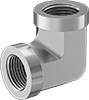 Extreme-Pressure Stainless Steel Threaded Pipe Fittings