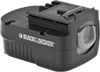 Batteries for Black & Decker Cordless Tools