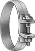 Tight-Seal High-Torque Bolt Clamps for Firm Hose