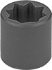 8-Point Impact Sockets