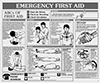 First-Aid Instructional Signs