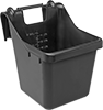 Rubber/Plastic Pails with Molded Hook