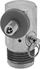 Fast-Acting Pressure-Relief Valves for Air with Gauge Port