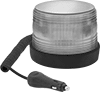 Low-Profile Dome Strobe Lights with Vehicle Plug