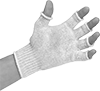 Open-Finger Work Gloves