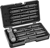 Electrical-Insulating Changeable-Shaft Screwdriver Sets