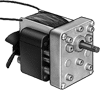 Face-Mount Compact AC Gearmotors