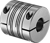 Clamping Precision Flexible Shaft Couplings
