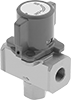 Safety-Lockout Single-Action Air Directional Control Valves