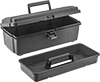 Antistatic Storage Boxes with Removable Tote Tray