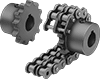 High-Torque Flexible Shaft Couplings