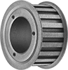 L Series Quick-Disconnect Timing Belt Pulleys
