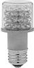 Screw-In Base Status-Indicating Light Bulbs