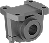 Adjustable Mounted Linear Ball Bearings