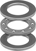 Corrosion-Resistant Thrust Ball Bearings