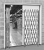 Folding Security Double Gates