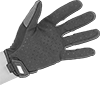 Vented High-Dexterity Work Gloves
