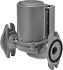 Compact Inline Circulation Pumps for Water