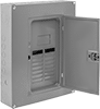 Wall-Mount AC Circuit Breaker Boxes and Circuit Breakers