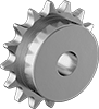 Machinable-Bore Corrosion-Resistant Sprockets for ANSI Roller Chain