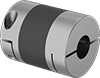 High-Speed Servomotor Precision Flexible Shaft Couplings