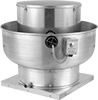 Belt-Drive Upblast Roof-Mount Exhaust Fans