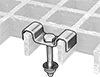 Fasteners for Fiberglass Bar Grating