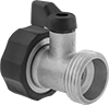 Garden Hose Valves and Faucets
