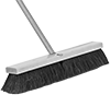 Push Brooms for Semi-Smooth Surfaces