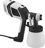 High-Volume/Low-Pressure Electric Paint Sprayers