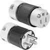 Premium Straight-Blade Plugs, Sockets, and Receptacles