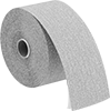 Adhesive-Back Sanding Rolls for Stainless Steel and Hard Metals