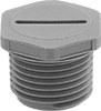 Threaded Submersible Hole Plugs