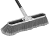 Lightweight Push Brooms for Semi-Smooth Surfaces