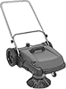 Large-Capacity Floor Sweepers