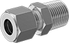 Tube Fittings for Nickel Alloy Tubing