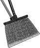 Dual-Angle Brooms for Smooth Surfaces