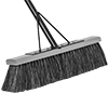 Heavy Duty Push Brooms for Semi-Smooth Surfaces