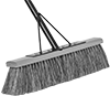 Heavy Duty Push Brooms for Rough Surfaces