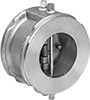 Flange-Mount Check Valves for Oil and Fuel