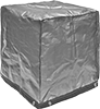 Reflective Waterproof Box-Shaped Tarps