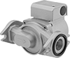 High-Flow Extended-Life Inline Circulation Pumps for Water