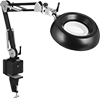 Vibration-Resistant LED Clamp-On Workstation Magnifiers