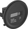 Vibration-Actuated Hour Meters