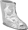 Heat-Reflective Aluminized Boot Covers